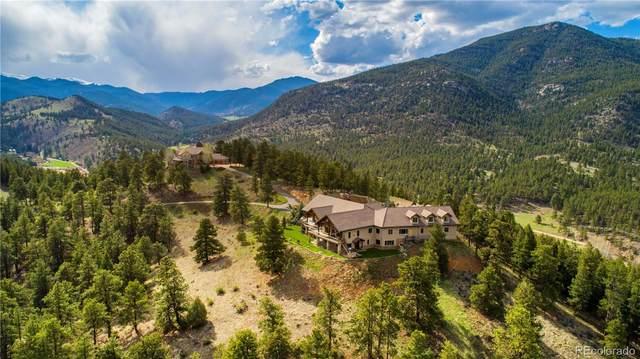 577 Bear Meadow Trail, Evergreen, CO 80439 (MLS #6835719) :: The Sam Biller Home Team