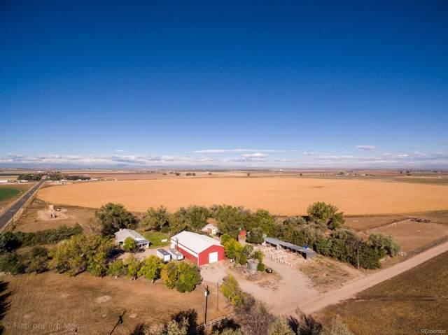 21953 County Road 22, Hudson, CO 80642 (MLS #6914479) :: 8z Real Estate
