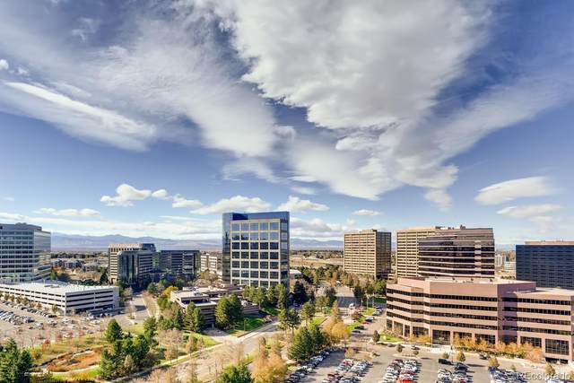 8100 E Union Avenue #1711, Denver, CO 80237 (#6942528) :: Briggs American Properties
