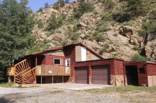 2336 Colorado 103, Idaho Springs, CO 80452 (#7421030) :: The Gilbert Group