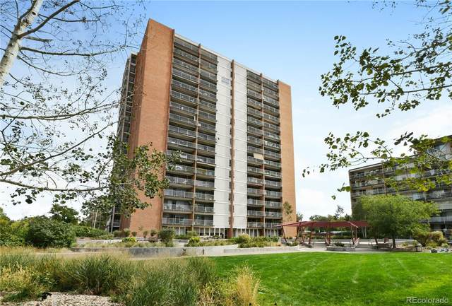 955 Eudora Street 707E, Denver, CO 80220 (#7572982) :: Real Estate Professionals