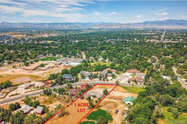 6350 Oberon Road, Arvada, CO 80004 (MLS #7615080) :: 8z Real Estate
