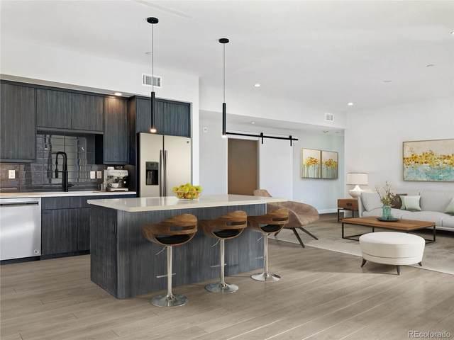 2718 Pine Street #204, Boulder, CO 80302 (MLS #7889931) :: 8z Real Estate