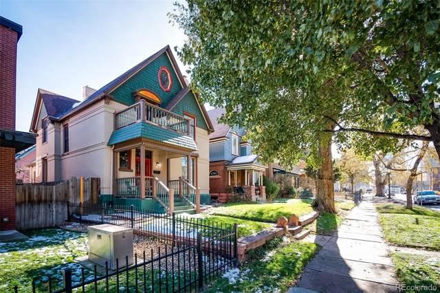 2126 Glenarm Place, Denver, CO 80205 (#8114486) :: The Artisan Group at Keller Williams Premier Realty