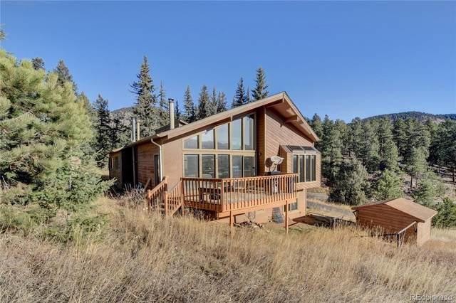 21 Hillside Road, Evergreen, CO 80439 (MLS #8417296) :: Bliss Realty Group