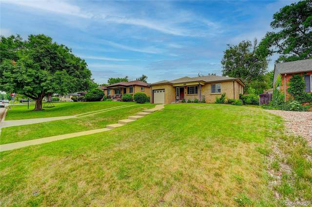1622 S Josephine Street, Denver, CO 80210 (MLS #8585525) :: Clare Day with Keller Williams Advantage Realty LLC