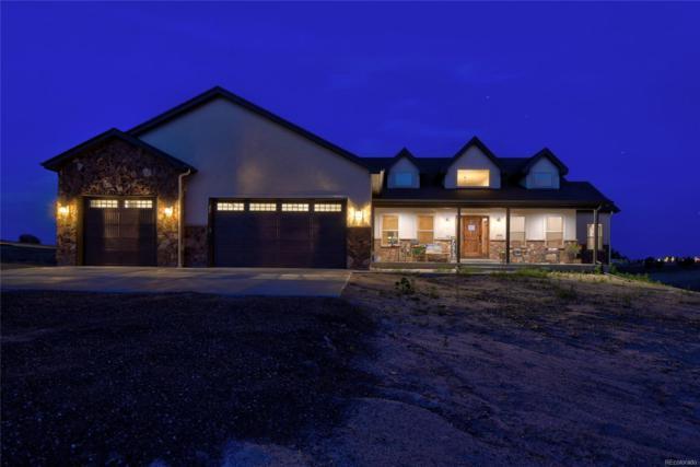 10890 Shadow Pines Road, Parker, CO 80138 (#8714881) :: Compass Colorado Realty