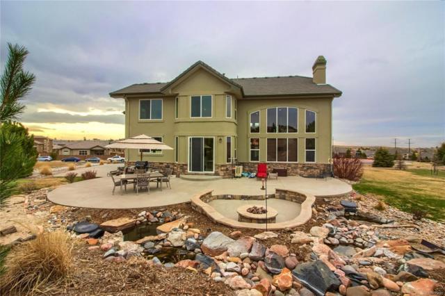 7150 Tremolite Drive, Castle Rock, CO 80108 (#8945811) :: The HomeSmiths Team - Keller Williams