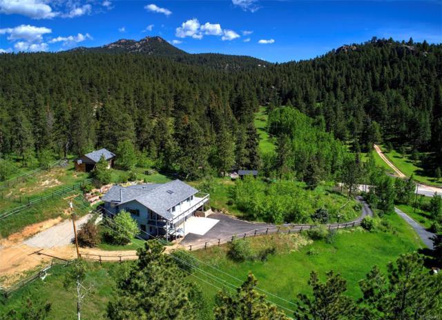 9928 S Turkey Creek Road, Morrison, CO 80465 (#9161701) :: The HomeSmiths Team - Keller Williams
