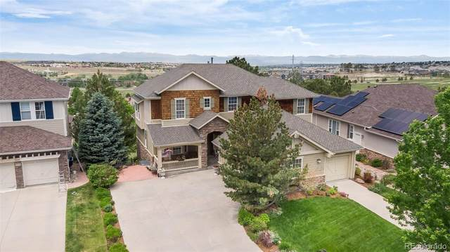 24437 E Frost Drive, Aurora, CO 80016 (#9265688) :: Berkshire Hathaway Elevated Living Real Estate
