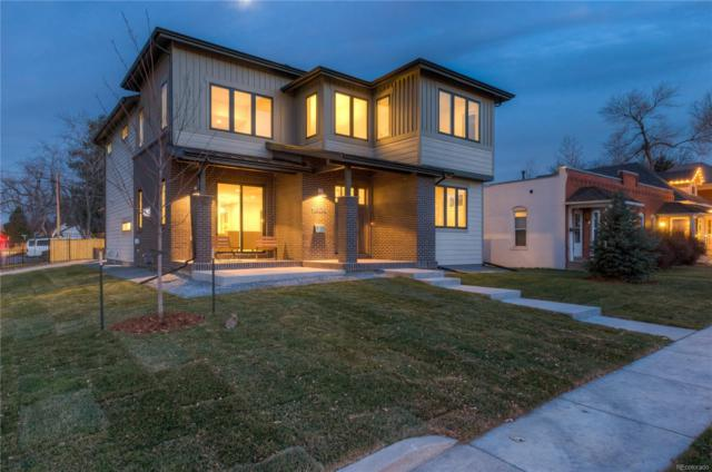 5604 S Prescott Street, Littleton, CO 80120 (#9309883) :: The Griffith Home Team