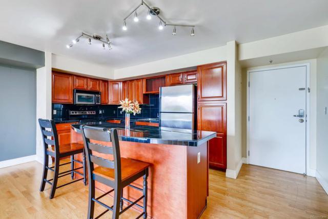 601 W 11th Avenue #606, Denver, CO 80204 (#9420980) :: Wisdom Real Estate