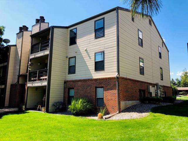 499 Wright Street #102, Lakewood, CO 80228 (MLS #9678125) :: 8z Real Estate