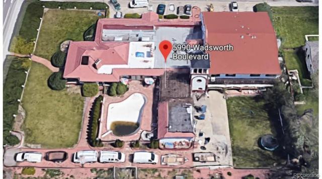 5990 Wadsworth Boulevard, Arvada, CO 80003 (#9944992) :: The Peak Properties Group
