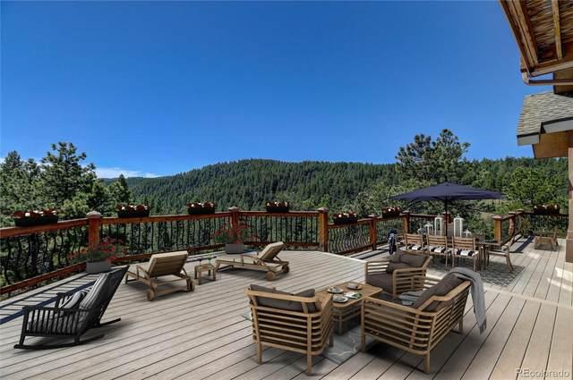78 W Ranch Trail, Morrison, CO 80465 (MLS #9795816) :: 8z Real Estate