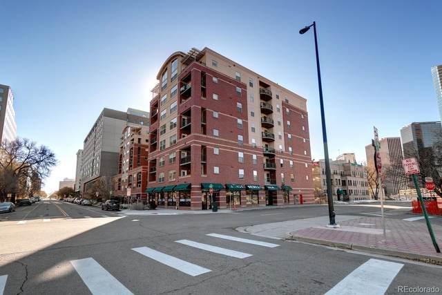 1975 N Grant Street #710, Denver, CO 80203 (#2302428) :: Kimberly Austin Properties