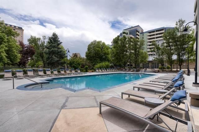 601 W 11th Avenue #102, Denver, CO 80204 (#2586426) :: Stephanie Fryncko | Keller Williams Integrity