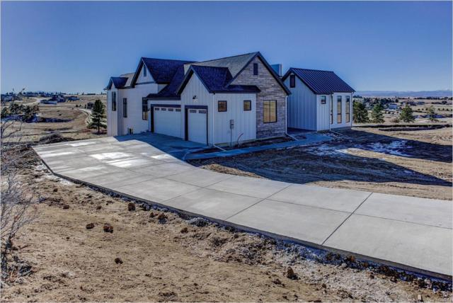 8214 Blossom Hill Lane, Parker, CO 80138 (#3298590) :: The Heyl Group at Keller Williams