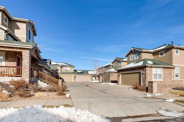 22175 E Dry Creek Place, Aurora, CO 80016 (#3331289) :: The DeGrood Team