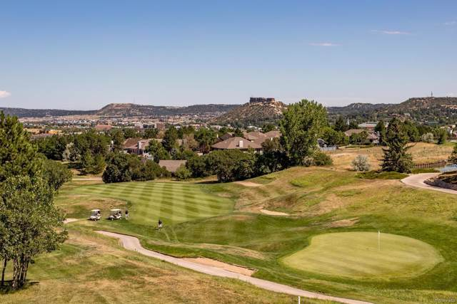 1183 Foursome Drive, Castle Rock, CO 80104 (MLS #3490203) :: 8z Real Estate