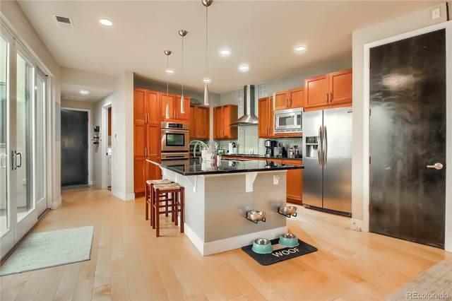 8021 E 29th Avenue, Denver, CO 80238 (#3655247) :: My Home Team