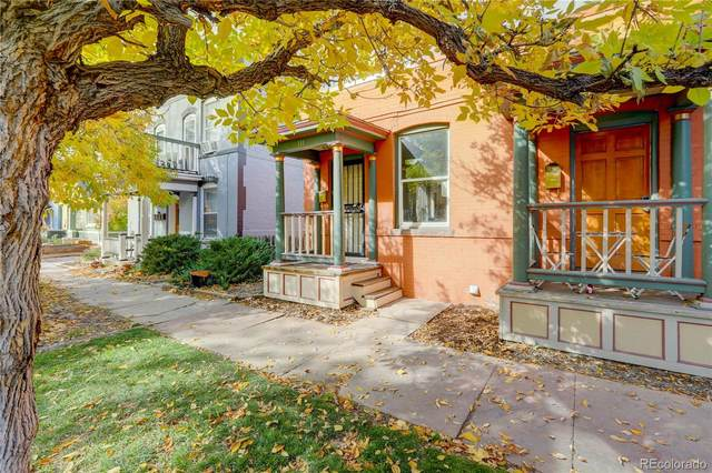 111 W Maple Avenue, Denver, CO 80223 (#4076697) :: Briggs American Properties