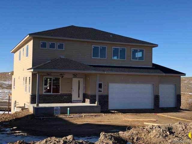 42081 N Pinehurst Circle, Elizabeth, CO 80107 (#4276444) :: The HomeSmiths Team - Keller Williams