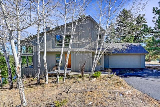 1298 Starwood Lane, Evergreen, CO 80439 (#5992346) :: The DeGrood Team