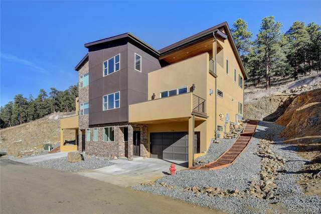 736 Dreamcatcher Lane, Evergreen, CO 80439 (#6287957) :: Chateaux Realty Group