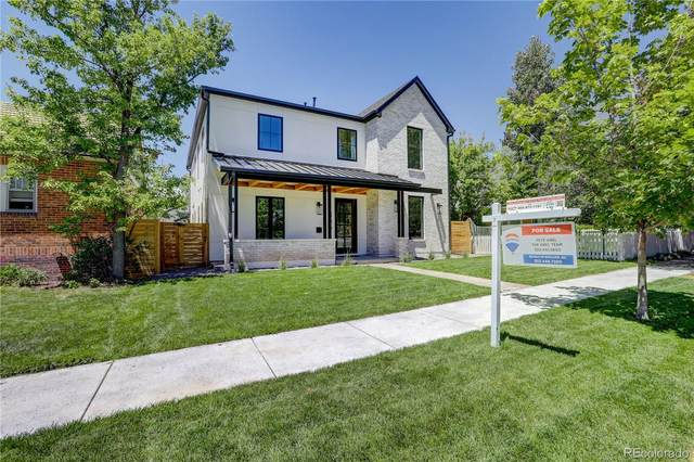 471 S Gaylord Street, Denver, CO 80209 (#6303496) :: The DeGrood Team