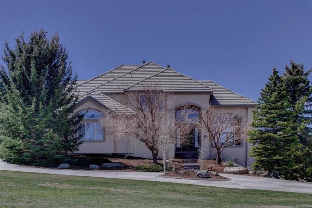 5966 Jade Court, Castle Rock, CO 80108 (#6759045) :: Bring Home Denver with Keller Williams Downtown Realty LLC