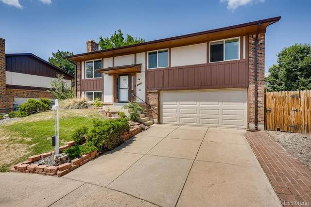 13937 W Baker Place, Lakewood, CO 80228 (#7133199) :: The Griffith Home Team