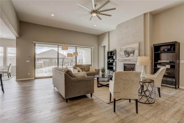 14614 Haley Avenue, Parker, CO 80134 (#7509739) :: The Healey Group