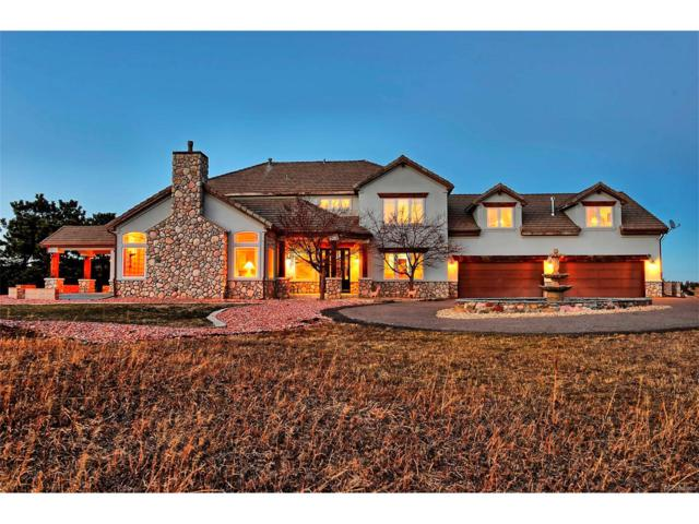 829 Eastwood Drive, Golden, CO 80401 (MLS #7744945) :: 8z Real Estate