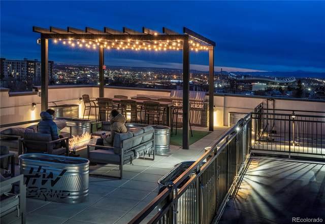 2729 W 28th Avenue #506, Denver, CO 80211 (MLS #8505563) :: 8z Real Estate