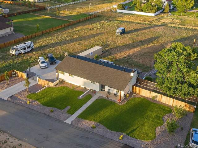 5188 S Nelson Street, Littleton, CO 80127 (#8558386) :: HomeSmart