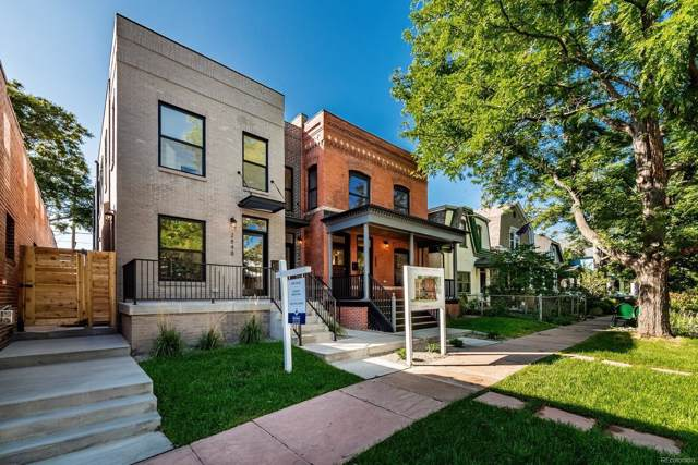 2846 Champa Street, Denver, CO 80205 (MLS #9308192) :: 8z Real Estate