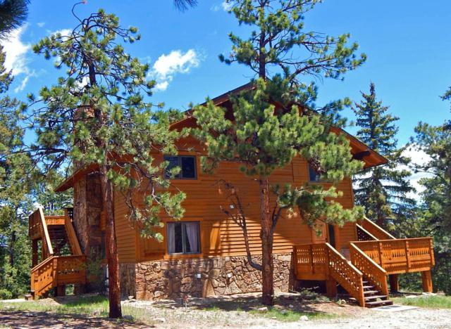 18525 Via Ponderosa Drive, Buena Vista, CO 81211 (#9702578) :: Compass Colorado Realty