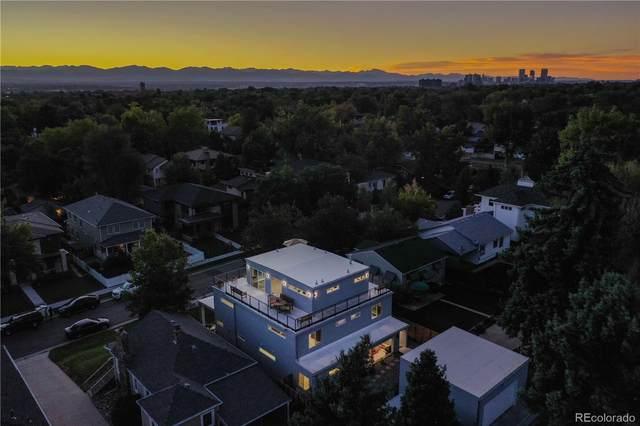 1560 S Fillmore Street, Denver, CO 80210 (#9077317) :: milehimodern