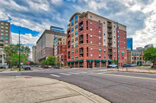 1975 N Grant Street #710, Denver, CO 80203 (MLS #2302428) :: Keller Williams Realty