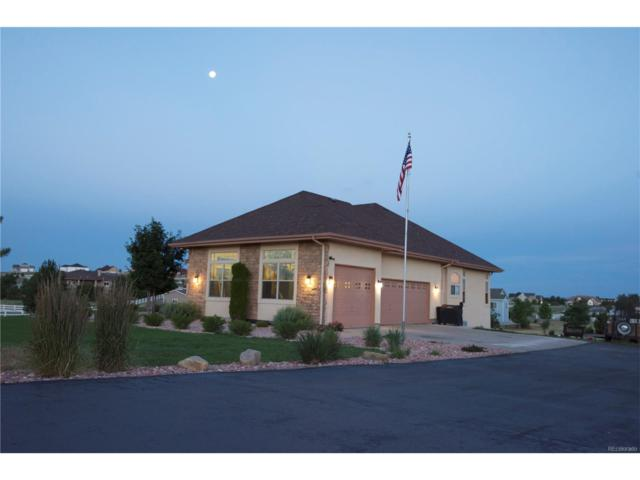 2878 Deer Creek Drive, Parker, CO 80138 (MLS #3698052) :: 8z Real Estate