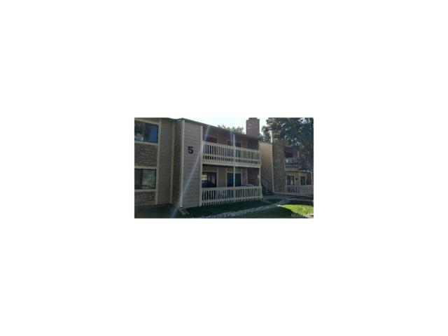 8335 Fairmount Drive #207, Denver, CO 80247 (MLS #4176836) :: 8z Real Estate