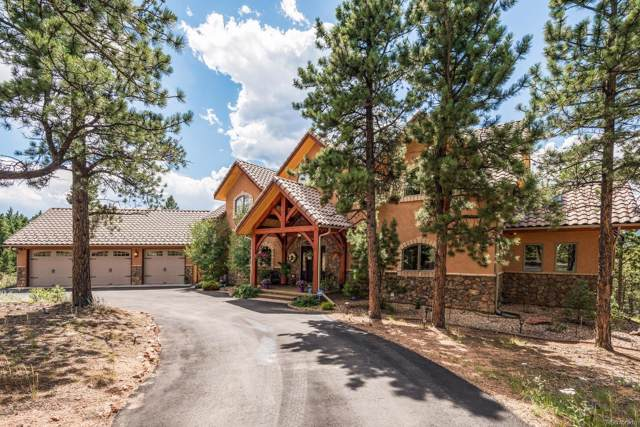 1719 Tapadero Road, Bailey, CO 80421 (#4186901) :: The DeGrood Team
