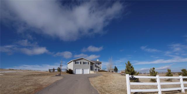 41597 Ricki Drive, Parker, CO 80138 (#5215715) :: Wisdom Real Estate