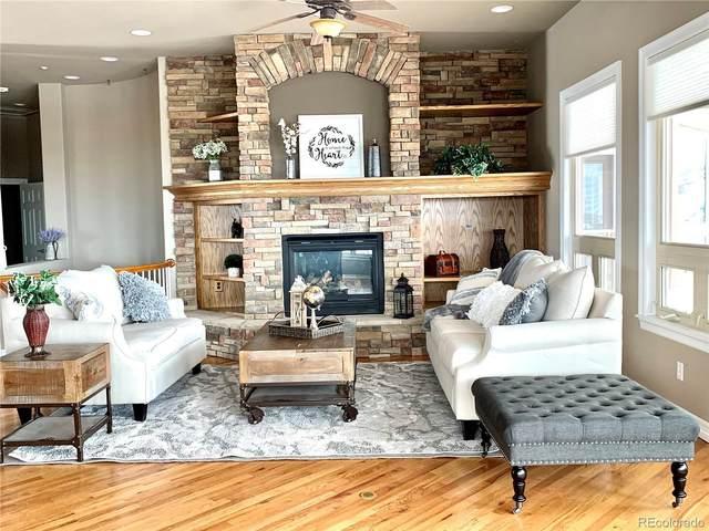 4367 Tallyrand Circle, Castle Rock, CO 80104 (#5399877) :: The HomeSmiths Team - Keller Williams