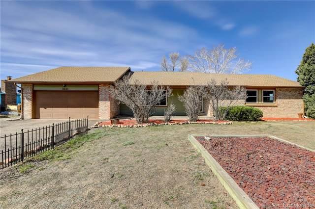 3611 N Allen Street, Castle Rock, CO 80108 (#5824174) :: Finch & Gable Real Estate Co.