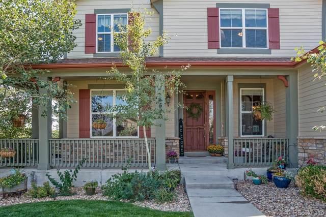 4590 Pleasant Valley Circle, Elizabeth, CO 80107 (MLS #6195899) :: Kittle Real Estate