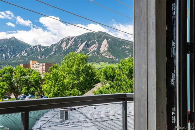 2718 Pine Street #205, Boulder, CO 80302 (#6457391) :: Chateaux Realty Group