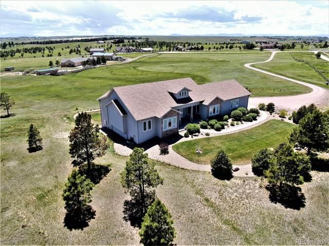 40620 S Thunder Hill Road, Elizabeth, CO 80107 (MLS #7756871) :: 8z Real Estate