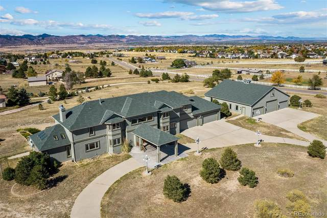 10807 N Chatfield Drive, Littleton, CO 80125 (#7783666) :: Berkshire Hathaway HomeServices Innovative Real Estate